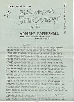 HERMANS, W.F. - (Beschrijvingen).