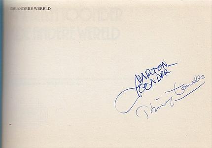 BOEKENWEEK 1982. TOONDER, Marten - De andere wereld.